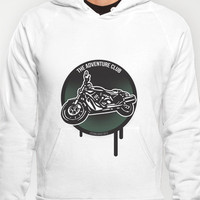 The Adventure Club Hoody by Bright Enough ▲ | Society6