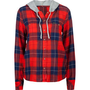 HURLEY Wilson Womens Hooded Shirt 204835349 | Blouses & Shirts | Tillys.com