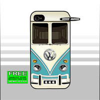 iPhone 5/4/4s & Galaxy S3 Phone Case - VW Bus