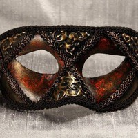 Diablo Italiano Italian Devil Mask for by effigymasks on Etsy