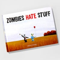 Zombies Hate Stuff