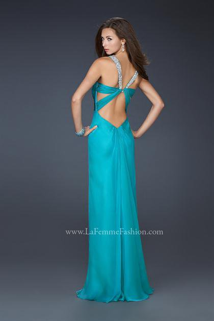 2013 La Femme Prom Dress style 17441
