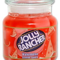 Jolly Rancher by Hanna's Candle 16.75-Ounce Jolly Rancher Watermelon Jar Candle