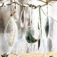 Pigeon Toe  Shop  HOME DECOR  Floating Feather Ornaments Set