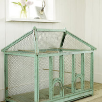 Pale and Interesting - Antique Birdcage