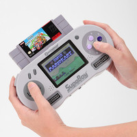 Supaboy Portable Game Console- Grey One
