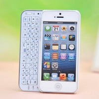 Sliding Bluetooth Wireless Keyboard.. on Luulla