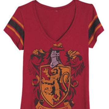 Harry Potter Gryffindor Tee