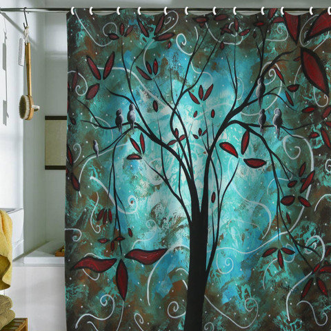 Short Length Bedroom Curtains Dark Teal Shower Curtain
