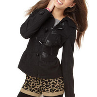 Cheetah Knit Short