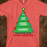 ELF MAIN FOOD GROUPS