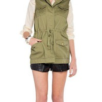 Military Studded Vest - 2020AVE