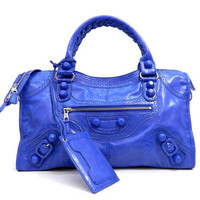 Electric Blue Handbag -  $5 Shipping