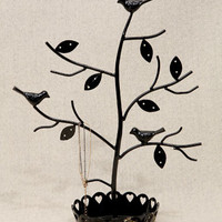 Bird Tree Jewellery Stand