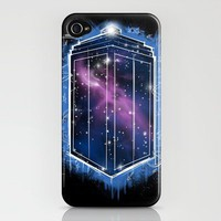 Time, Space, and Graffiti iPhone Case by Odysseyroc | Society6