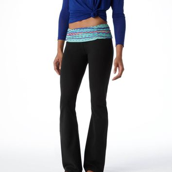 Aerie Slim Gym Flare Pant | Aerie for American Eagle