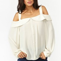 Ivy Cutout Blouse