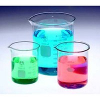 Pyrex Student Grade Borosilicate Glass Beakers - 250mL, 400 mL, 1000 mL | Edmund Scientific
