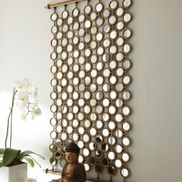 Mirrored Circles Wall Decor - Horchow