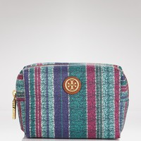 Tory Burch Cosmetics Case - Baja Stripe Brigitte | Bloomingdale's