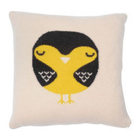 Robin Cushion Natural by Donna Wilson