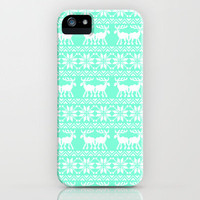 Tiffany ugly xmas sweater iPhone Case by Rex Lambo | Society6