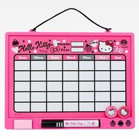 Hello Kitty White Board Calendar: Squiggle