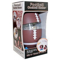 Football Cocktail Shaker - play catch with your martini | X-treme Geek