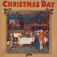 An Old Fashioned Christmas Day [Cecil Aldin Illustration]