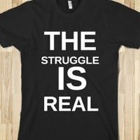 THE STRUGGLE IS REAL - glamfoxx.com