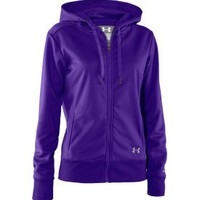 Under Armour Women's Fleece Storm Full Zip Hoodie - Dick's Sporting Goods