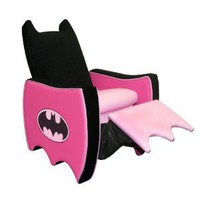 Warners Brothers Icon Recliner, Batman: Baby