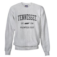 Vintage Tennessee Sweatshirt on CafePress.com