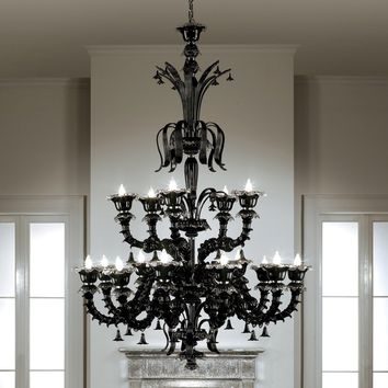 Eurofase Lighting 19531-014 15 Light Orillia Chandelier, Chrome  - Lighting Universe