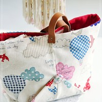 Melanie Weekend Tote Bag - Let's En.. on Luulla