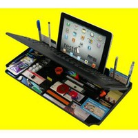 Multimedia Keyboard 1900 & Organizer - Black