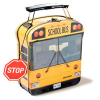 The Spoon Sisters Mini Lunchbox - School Bus - Pre Order due back November 1