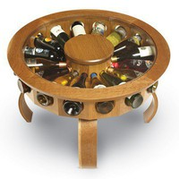 Don Vino wine table by ChiconeCabinetmakers on Etsy