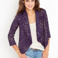 Starry Night Jacket - NASTY GAL
