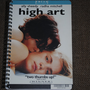 HIGH ART Upcycled / Recycled DVD Movie Cover Bound by lulumagoo