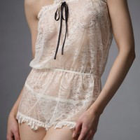Rare Elements Romper in SHOP Attire Underpinnings at BHLDN