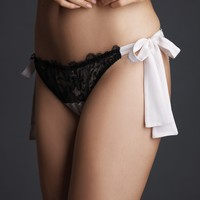 Film Noir Knickers in SHOP Attire Underpinnings at BHLDN