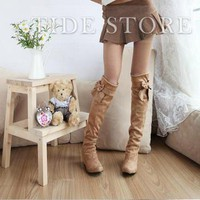 2012 Fall Honey Round-toe Boots Wedding Shoes : tidestore.com