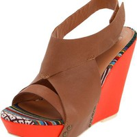 Joe&#x27;s Jeans Women&#x27;s Tyra Wedge Sandal