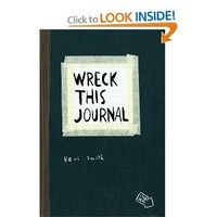 Wreck This Journal: Keri Smith: 9781846144455: Amazon.com: Books