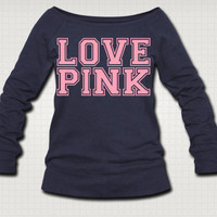 Love Pink Sweat Shirt  - Free Shipping