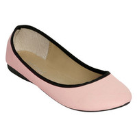 Scrunch Ballet Flat | Shop Clearance at Wet Seal