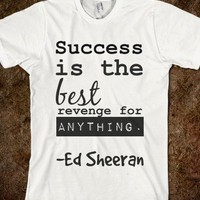 Success Quote Tee - C's Boutique