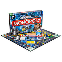 ThinkGeek :: Doctor Who Monopoly