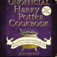 The Unofficial Harry Potter Cookbook: From Cauldron Cakes to Knickerbocker Glory--More Than 150 Magi